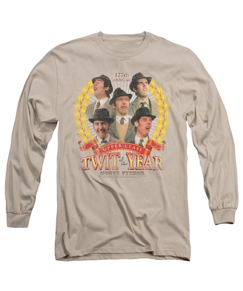 Monty Python - Twit Of The Year Long Sleeve T-Shirt by Brand A