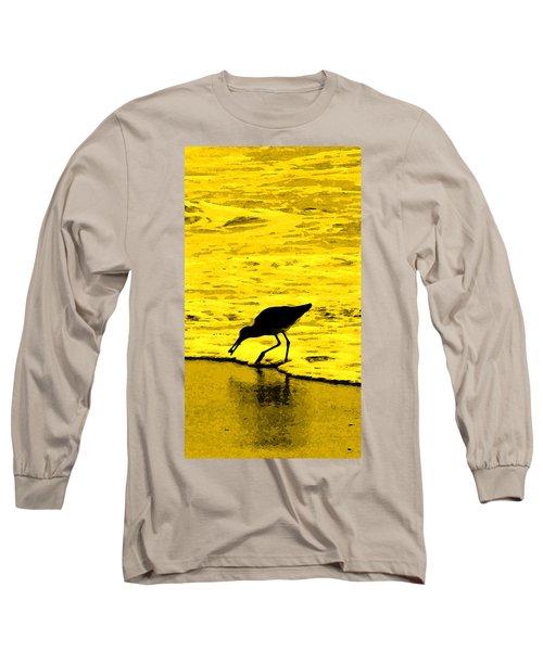 This Beach Belongs To Me Long Sleeve T-Shirt by Ian  MacDonald