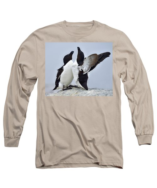 This Much Long Sleeve T-Shirt by Tony Beck