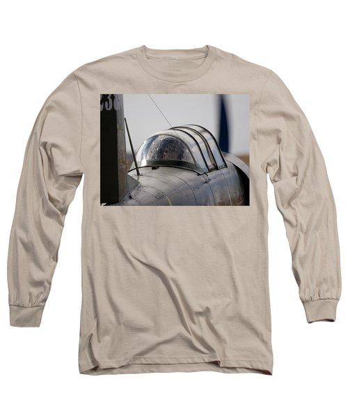 Yak Yak Long Sleeve T-Shirt by Paul Job