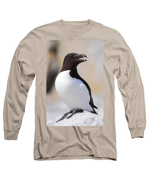 Razorbill Long Sleeve T-Shirt by Bruce J Robinson