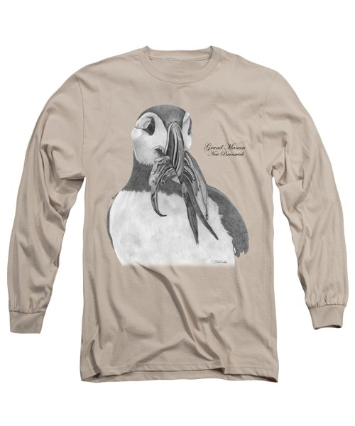 A Day's Catch Long Sleeve T-Shirt by Selinda Van Horn
