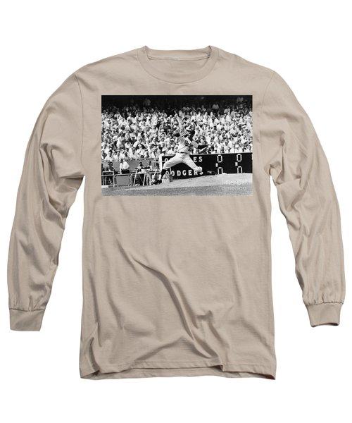 Sandy Koufax (1935- ) Long Sleeve T-Shirt by Granger