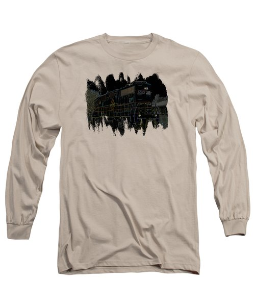 2083 Long Sleeve T-Shirt by Thom Zehrfeld