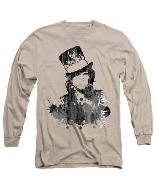 Steven Tyler Collection Long Sleeve T-Shirt by Marvin Blaine