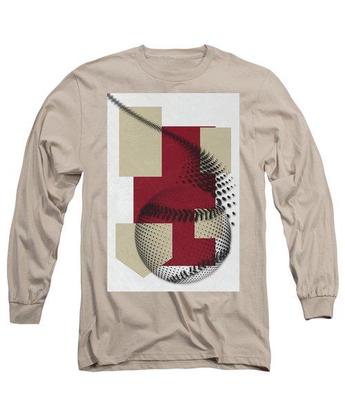 Arizona Diamondbacks Art Long Sleeve T-Shirt by Joe Hamilton