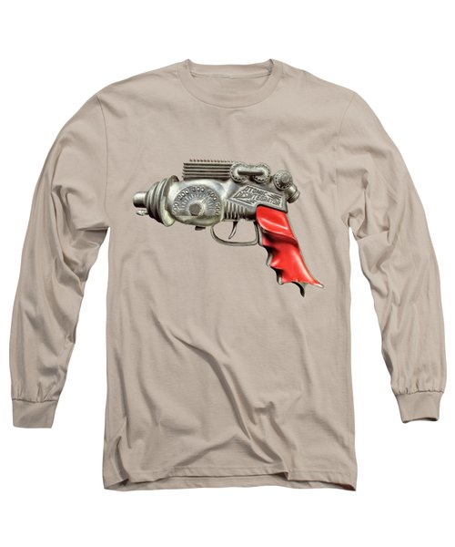 Atomic Disintegrator Long Sleeve T-Shirt by YoPedro