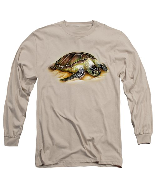 Beached For Promo Items Long Sleeve T-Shirt by William Love