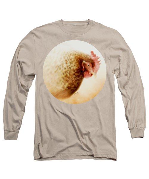 Cherry Long Sleeve T-Shirt by Anita Faye