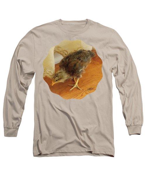 Chic Chickie Long Sleeve T-Shirt by Anita Faye