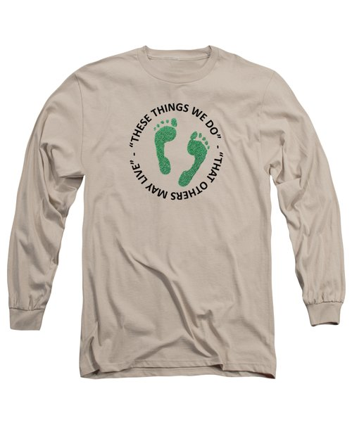 Combat Search And Rescue Long Sleeve T-Shirt by Julio Lopez