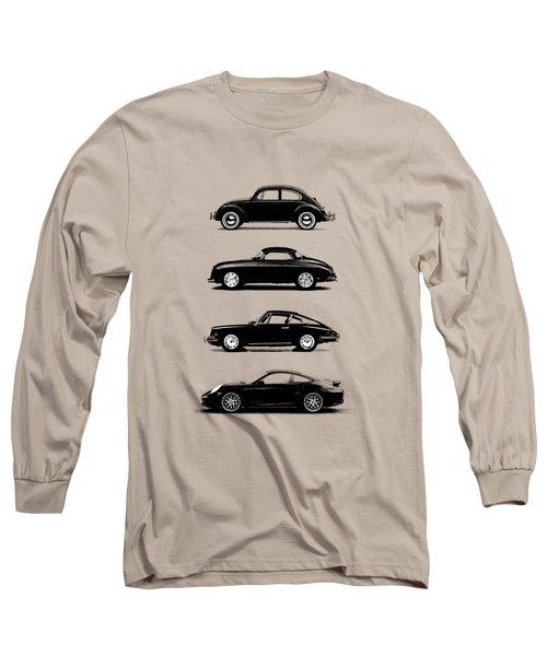 Evolution Long Sleeve T-Shirt by Mark Rogan