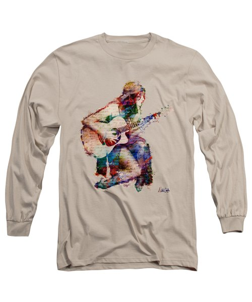 Gypsy Serenade Long Sleeve T-Shirt by Nikki Smith