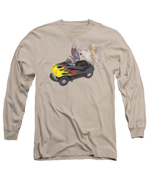 Julies Kids Long Sleeve T-Shirt by Jack Pumphrey
