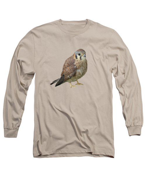 Kestrel Long Sleeve T-Shirt by Laurel Powell