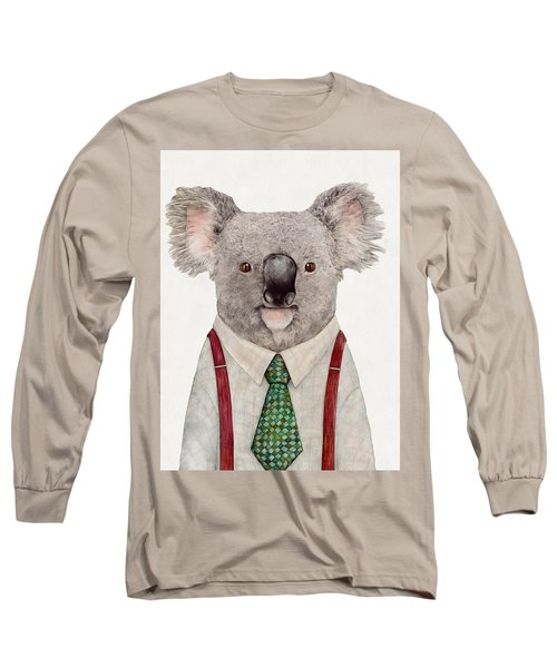 Koala Long Sleeve T-Shirt by Animal Crew