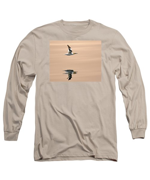 Late Arrival Long Sleeve T-Shirt by Tony Beck