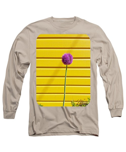 Lollipop Head Long Sleeve T-Shirt by Ethna Gillespie