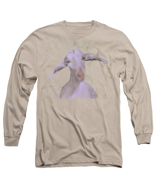 Meet Molly Long Sleeve T-Shirt by Kathy Carothers