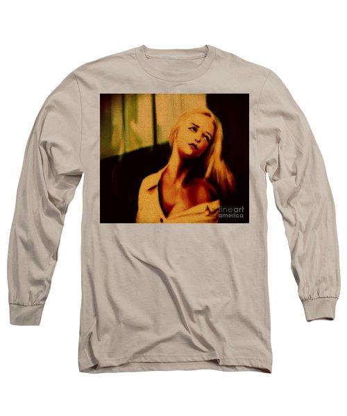 Miss U  Long Sleeve T-Shirt by Felix Von Altersheim