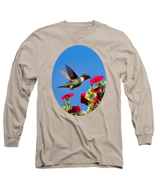 Moments Of Joy Long Sleeve T-Shirt by Christina Rollo