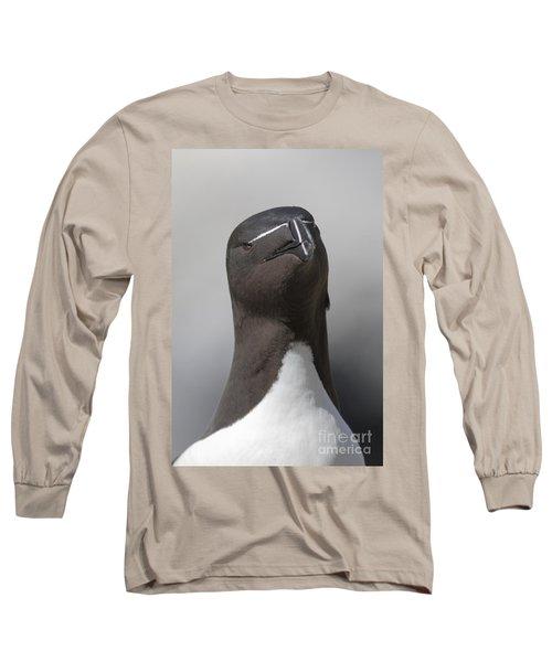 Razorbill Long Sleeve T-Shirt by Karen Van Der Zijden