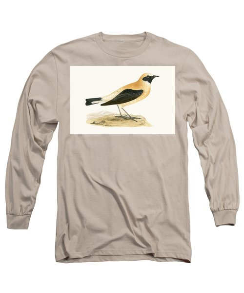 Russet Wheatear Long Sleeve T-Shirt by English School