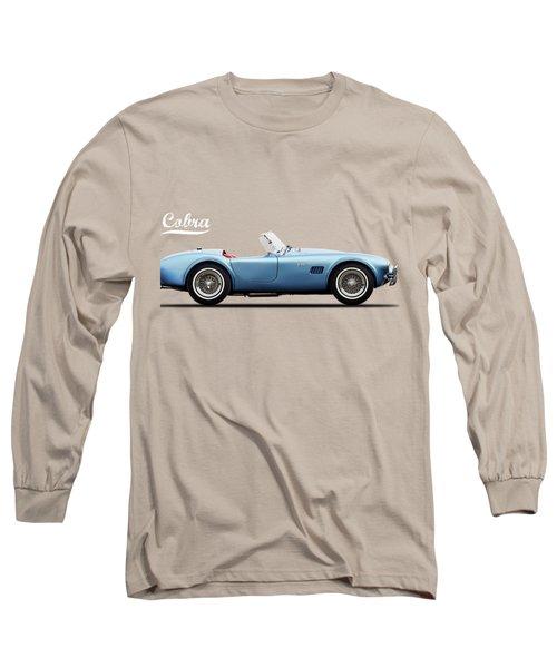 Shelby Cobra 289 1964 Long Sleeve T-Shirt by Mark Rogan