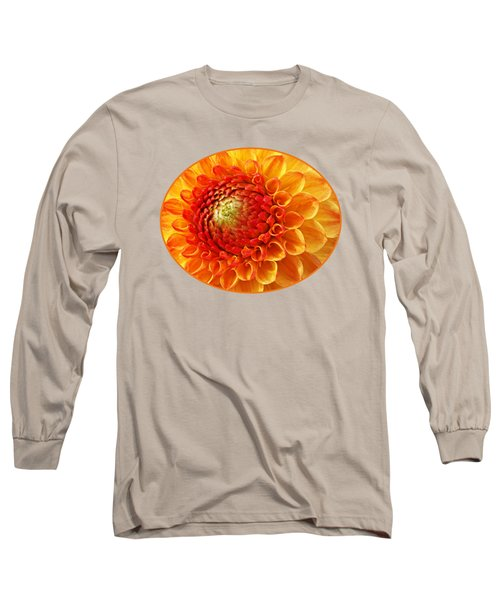 Sunshine  Long Sleeve T-Shirt by Gill Billington