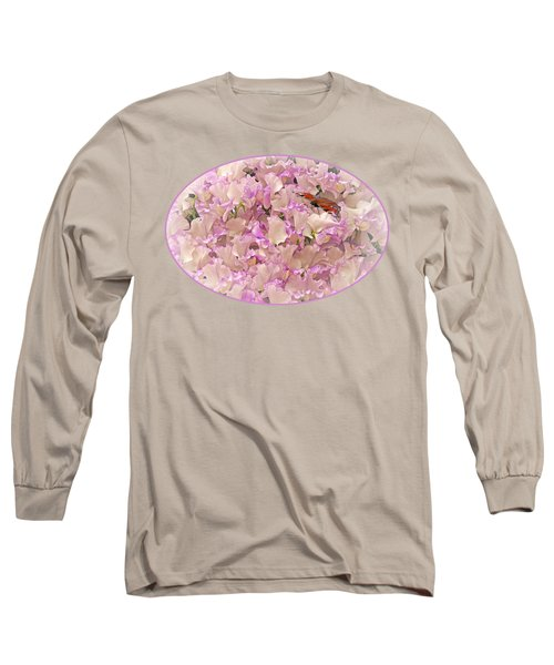 Sweet By Name - Sweet By Nature Long Sleeve T-Shirt by Gill Billington