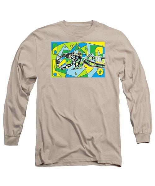 Swift Long Sleeve T-Shirt by AR Teeter