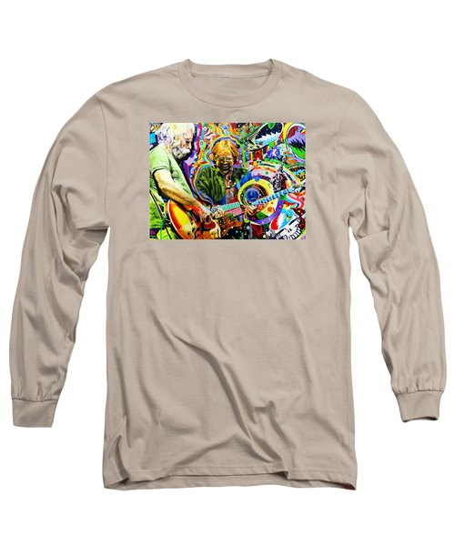 The Boys Of Summer Long Sleeve T-Shirt by Kevin J Cooper Artwork