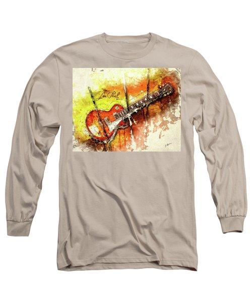 The Holy Grail V2 Long Sleeve T-Shirt by Gary Bodnar