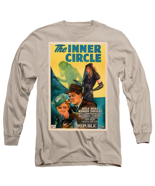 The Inner Circle 1946 Long Sleeve T-Shirt by Mountain Dreams