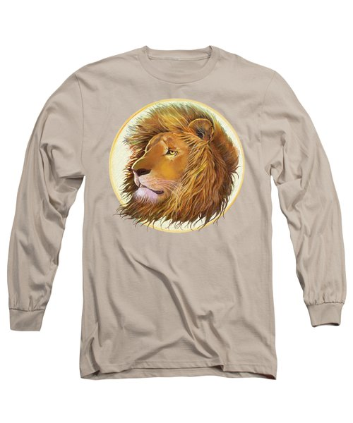 The One True King - Color Long Sleeve T-Shirt by J L Meadows