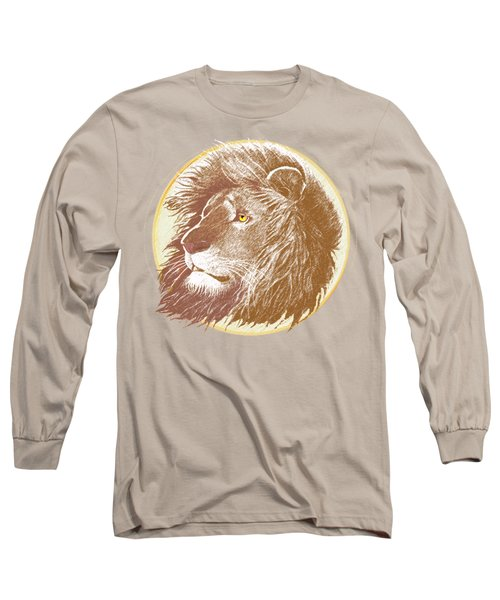 The One True King Long Sleeve T-Shirt by J L Meadows
