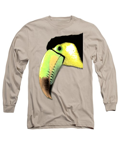 Toucan Do It Long Sleeve T-Shirt by Russ Harris