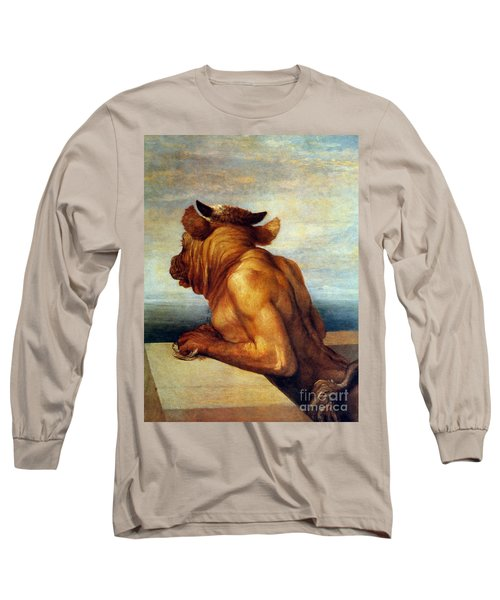Watts: The Minotaur Long Sleeve T-Shirt by Granger