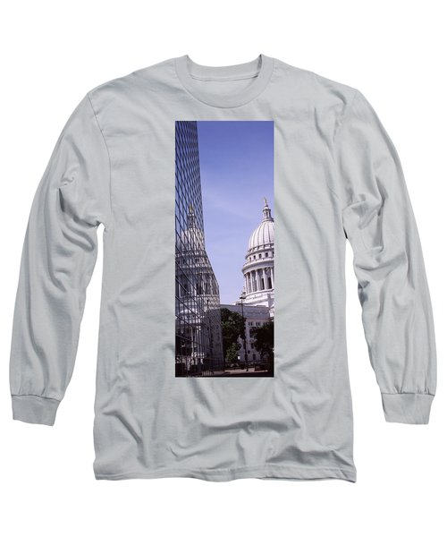 Low Angle View Of A Government Long Sleeve T-Shirt by Panoramic Images