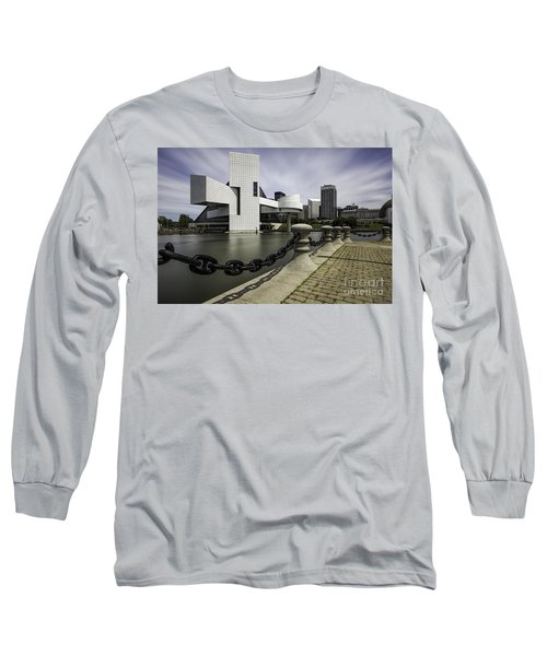 Rock And Roll Long Sleeve T-Shirt by James Dean