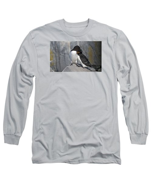 All You Need Is Love... Long Sleeve T-Shirt by Nina Stavlund
