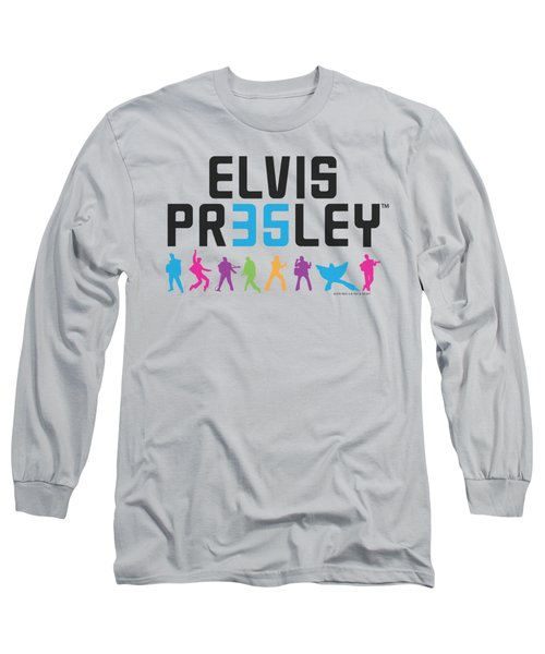 Elvis - 35 Long Sleeve T-Shirt by Brand A