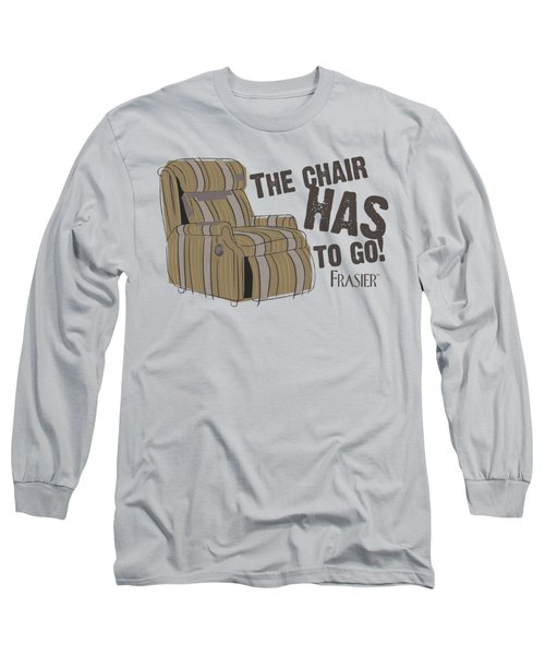 Frasier - The Chair Long Sleeve T-Shirt by Brand A