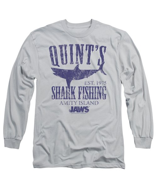 Jaws - Quints Long Sleeve T-Shirt by Brand A
