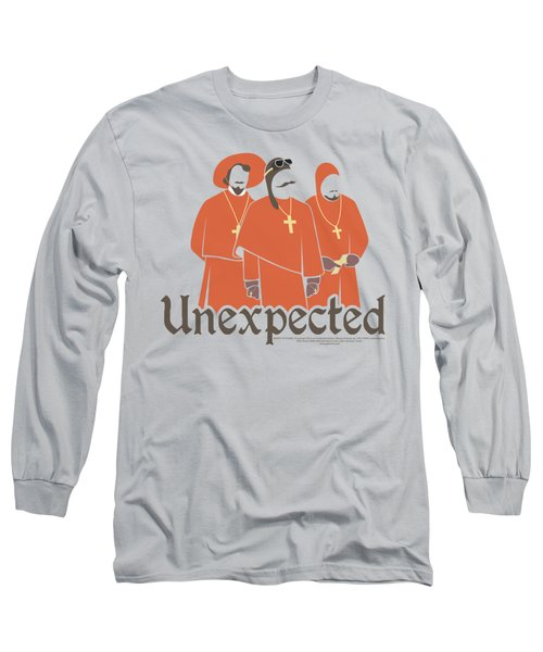 Monty Python - Unexpected Long Sleeve T-Shirt by Brand A
