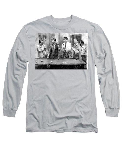 The Rat Pack Long Sleeve T-Shirt by Viola El