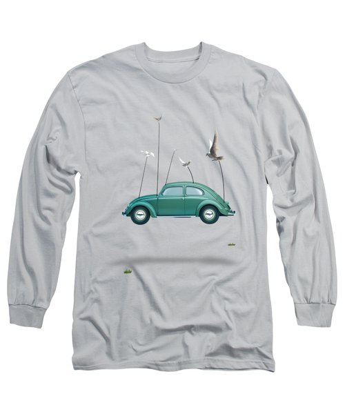Cars  Long Sleeve T-Shirt by Mark Ashkenazi