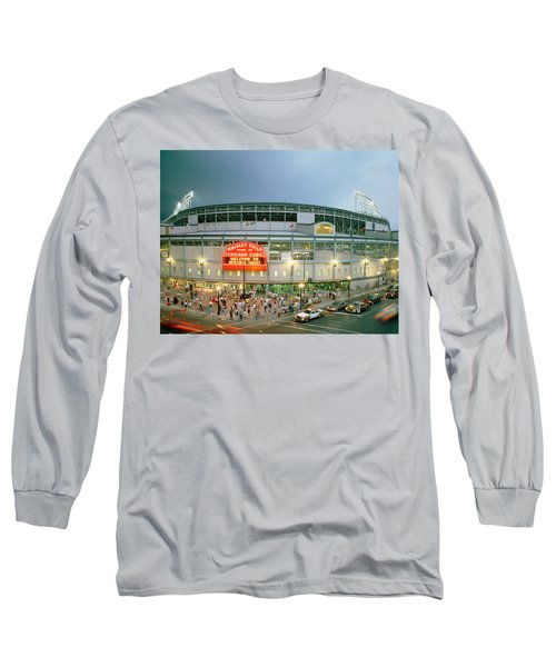 High Angle View Of Tourists Long Sleeve T-Shirt by Panoramic Images