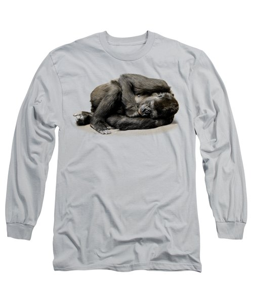 Gorilla Long Sleeve T-Shirt by FL collection