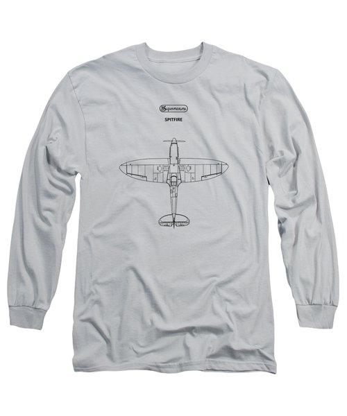 The Spitfire Long Sleeve T-Shirt by Mark Rogan